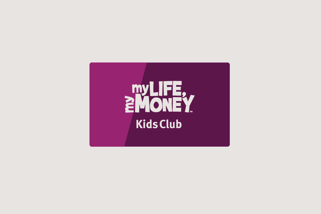 My Life, My Money Kids Club logo