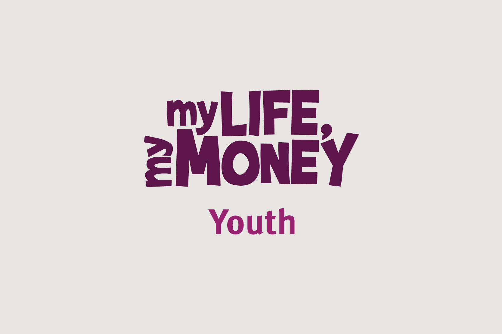 My Life, My Money Youth logo