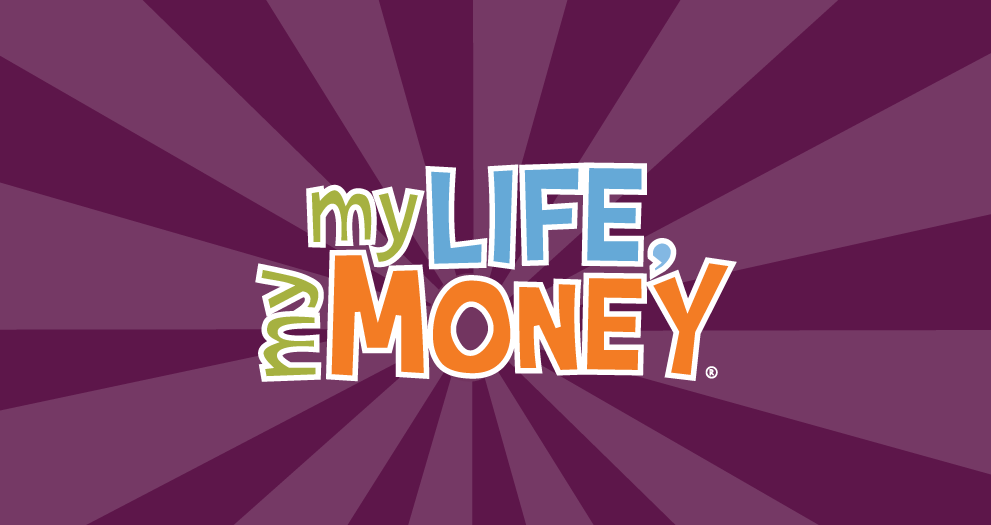 My Life, My Money logo