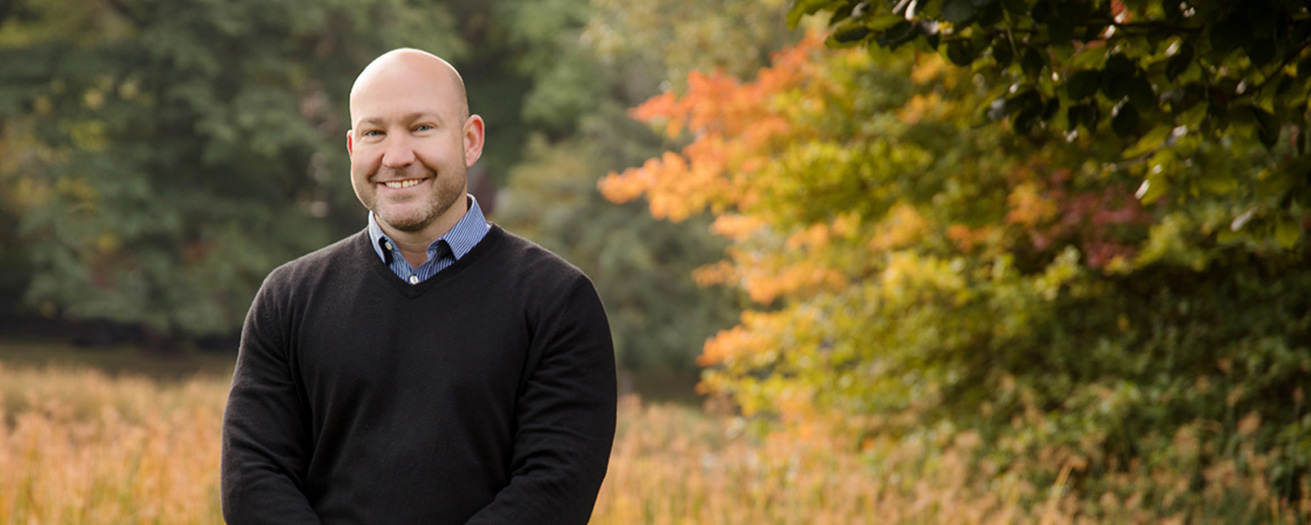 Senior Home Loan Officer Jared Teel in Cannon Hill Park