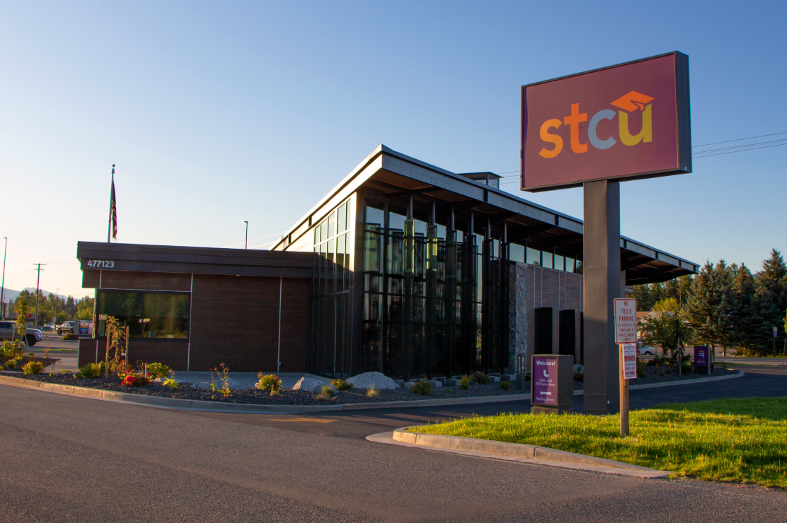 STCU Bonner County branch