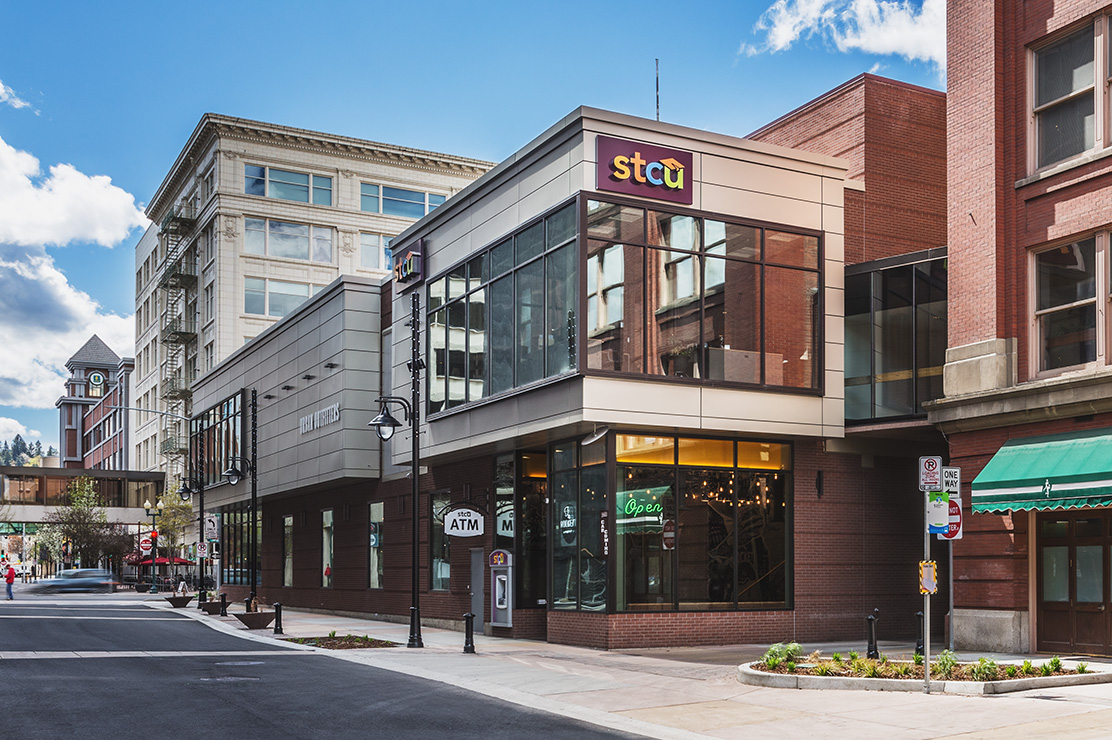 STCU Downtown Spokane branch