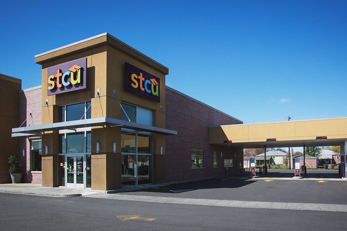 STCU Northtown Square branch