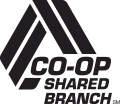Co-op Shared Branch logo. Click to visit the CO-OP website, a third-party site not affiliated with STCU.